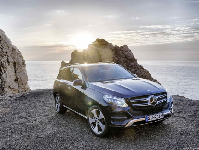 2015 cars Germany GLE Mercedes suv wallpaper