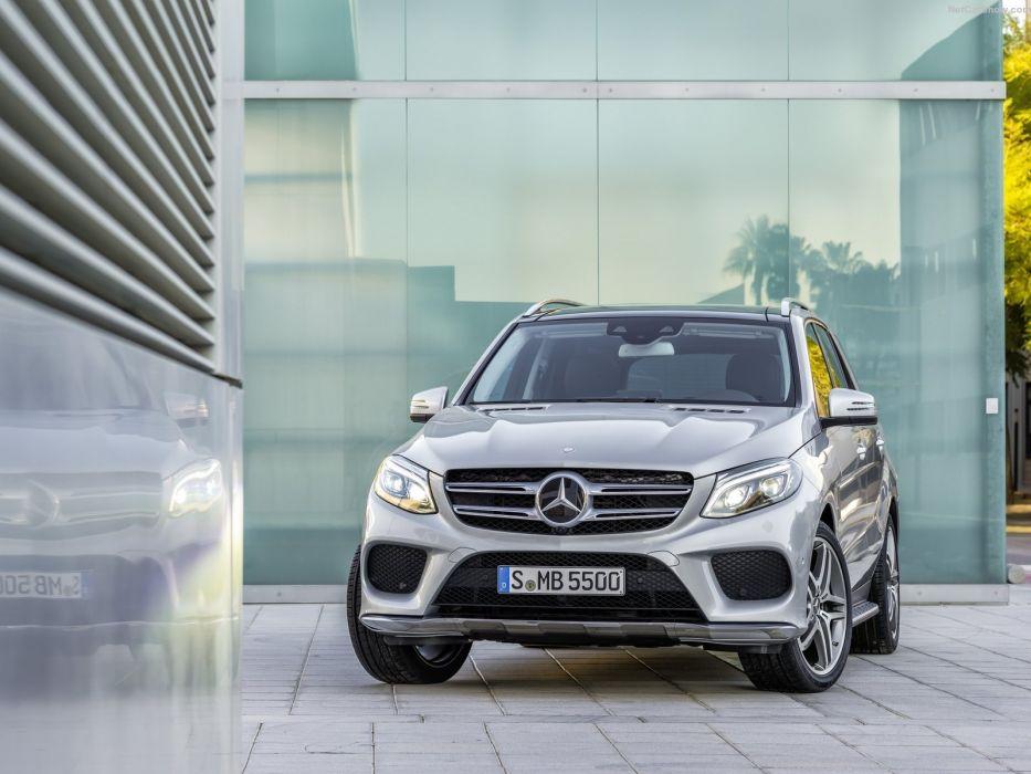 2015 cars Germany GLE Mercedes suv wallpaper