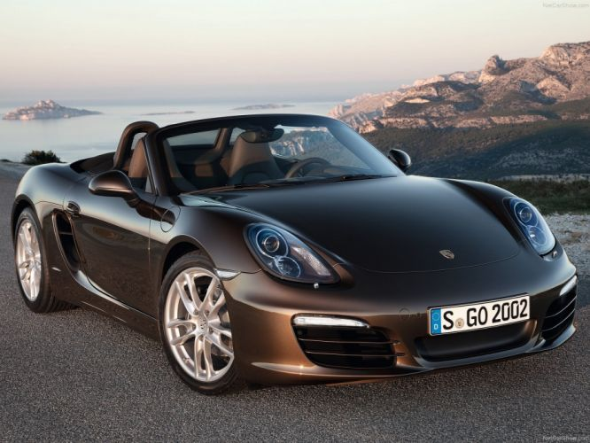 Porsche Boxster cars 2013 wallpaper
