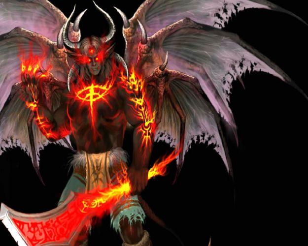 9 EMPIRES fantasy strategy mmo rpg 9empires action adventure fighting magic elf elves warrior demon sword weapon wallpaper