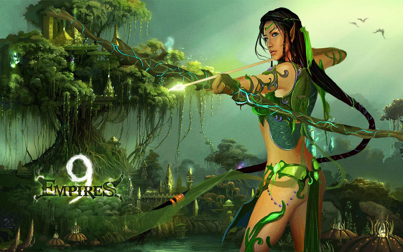 Anime elf female warrior images nackt video