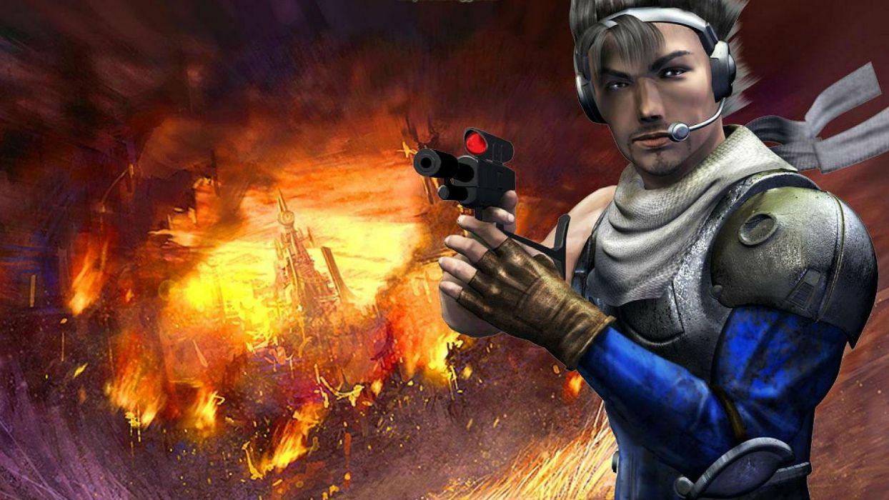 2029 ONLINE sci-fi mmo rpg strategy fantasy action fighting adventure warrior artwork wallpaper
