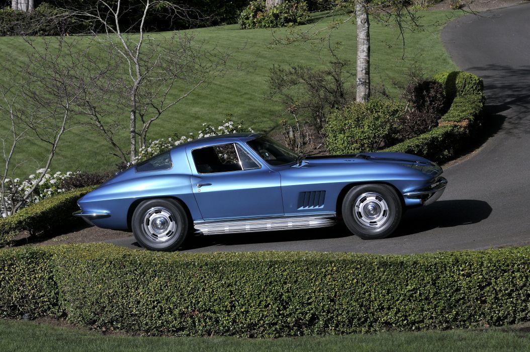 1967 Chevrolet Corvette Stig Ray Z06 Muscle Classic USA 4200x2790-05 wallpaper