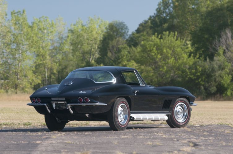 1967 Chevrolet Corvette Stig Ray Z06 Muscle Classic USA 4200x2790-12 wallpaper