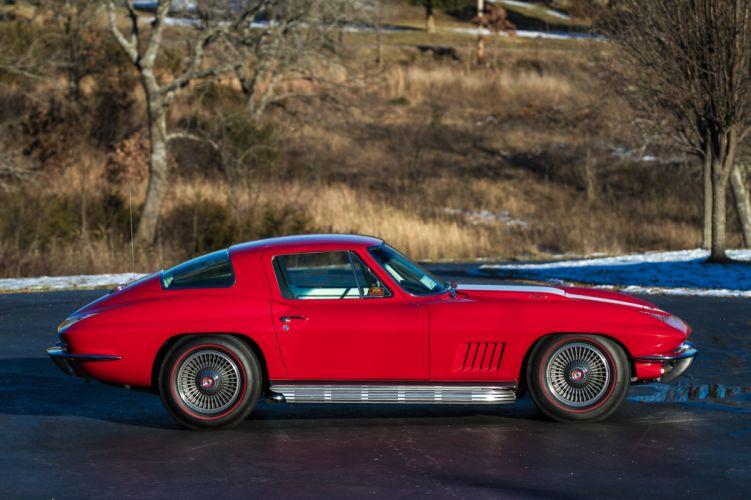 1967 Chevrolet Corvette Stig Ray Z06 Muscle Classic USA 4200x2790-17 wallpaper