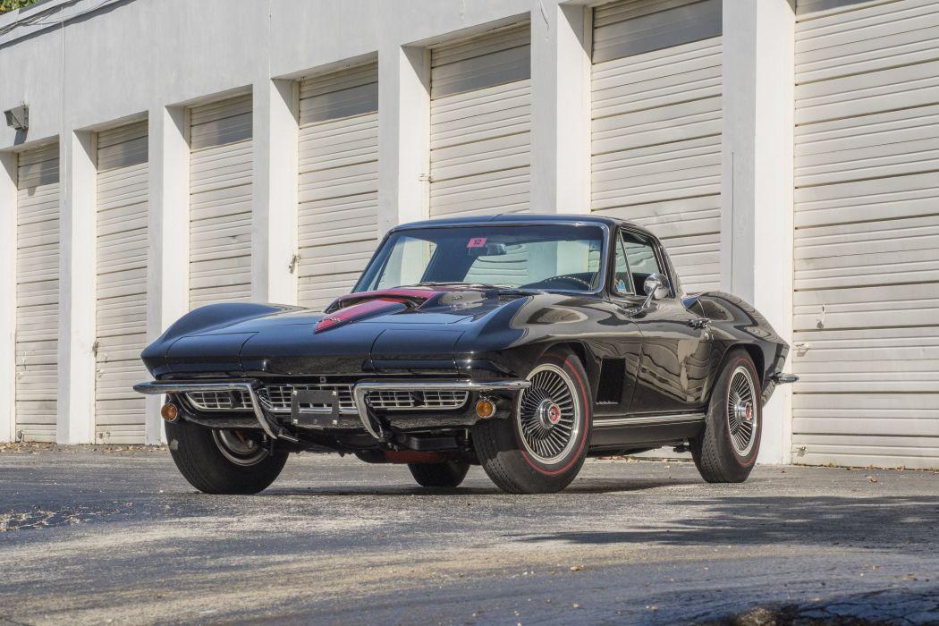 1967 Chevrolet Corvette Stig Ray Z06 Muscle Classic USA 4200x2800-01 wallpaper