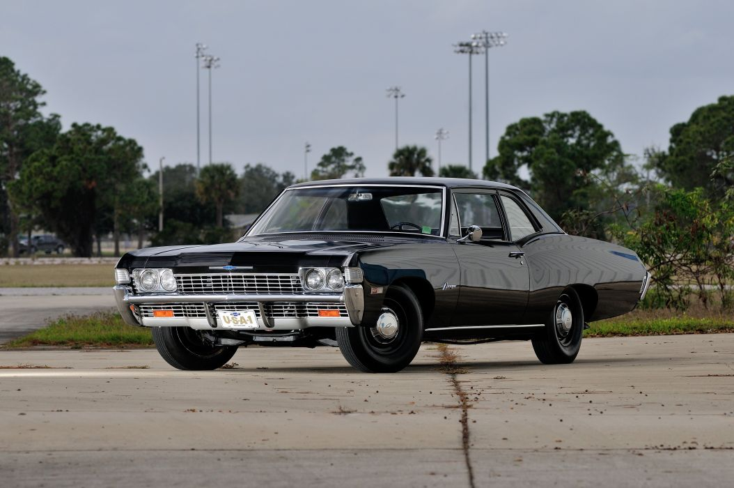 1968 Chevrolet Biscayne L72 Muscle Classic USA 4200x2790-01 wallpaper