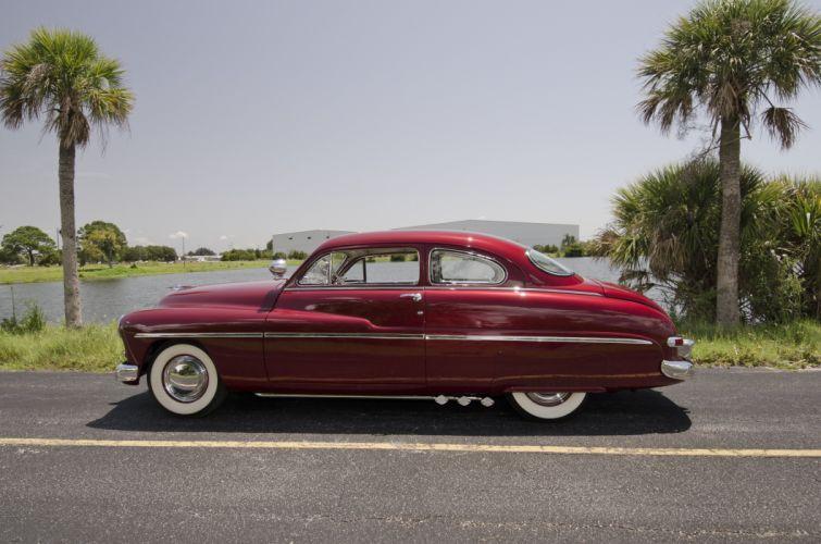 1949 Mercury Coupe Custom Kustom Classic USA 4200x2780-04 wallpaper