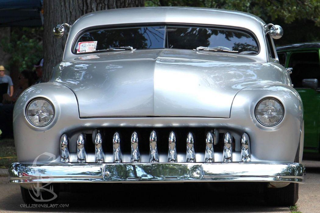 1949 Mercury Coupe Custom Kustom Low USA 2048x1365-09 wallpaper