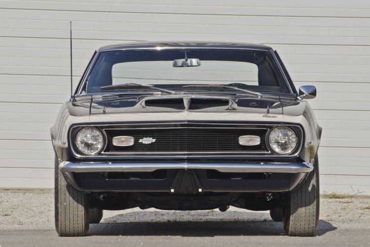 1968 Chevrolet Camaro Yenko Muscle Classic USA 4200x2800-06 wallpaper
