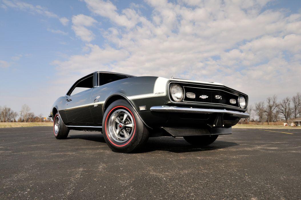 1968 Chevrolet Camaro Yenko SS Muscle Classic USA 4200x2790-04 wallpaper