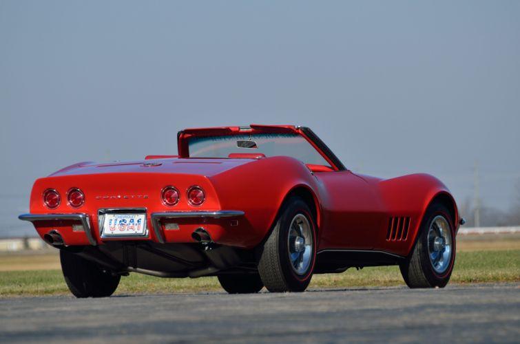 1968 Chevrolet Corvette L88 427 Convertible Muscle Classic USA 4200x2790-09 wallpaper