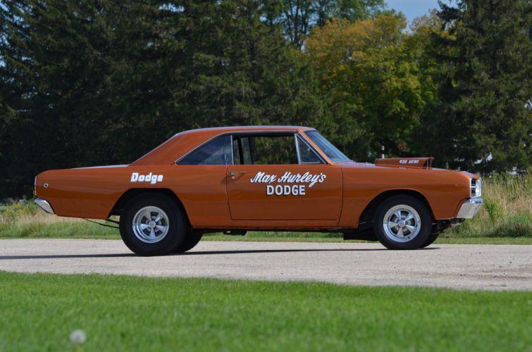 1968 Dodge Dart 426 Hemi Dragster Drag Race Pro Stock USA 4200x2782-06 wallpaper