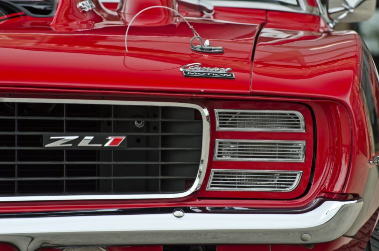 1969 Chevrolet Camaro RS SS LZ1 Motion Muscle Classic USA 4200x2790-04 wallpaper