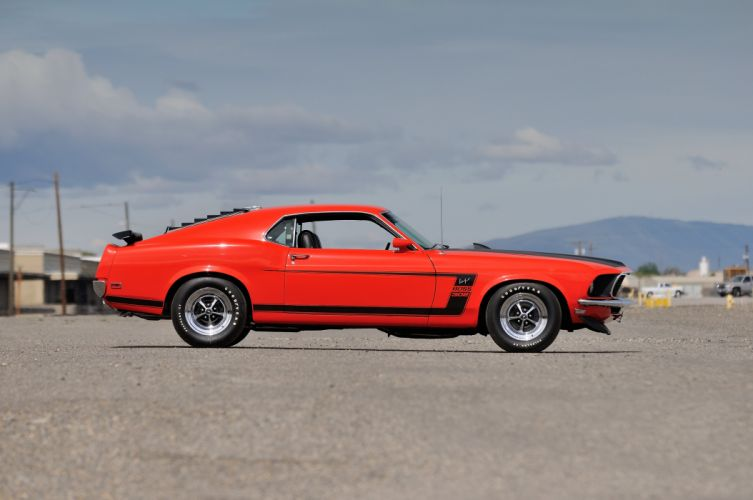 1969 Ford Mustang Boss 302 Fastback Muscle Classic USA 4200x2790-13 wallpaper