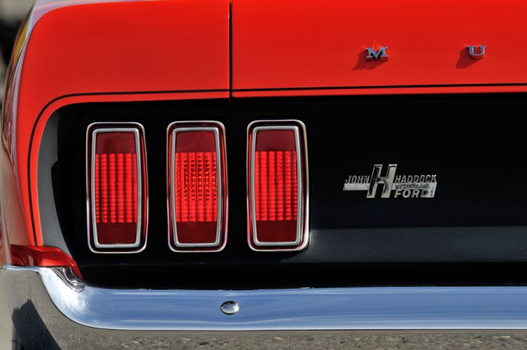 1969 Ford Mustang Boss 302 Fastback Muscle Classic USA 4200x2790-17 wallpaper