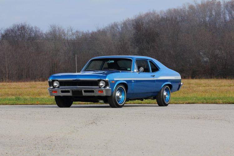 1969 Chevrolet Yenko Nova Muscle Classic USA 4200x2800-01 wallpaper