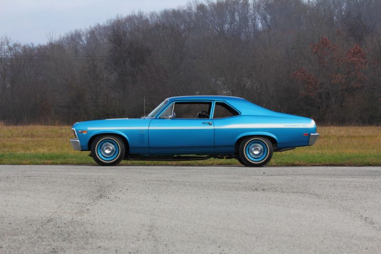 1969 Chevrolet Yenko Nova Muscle Classic USA 4200x2800-03 wallpaper