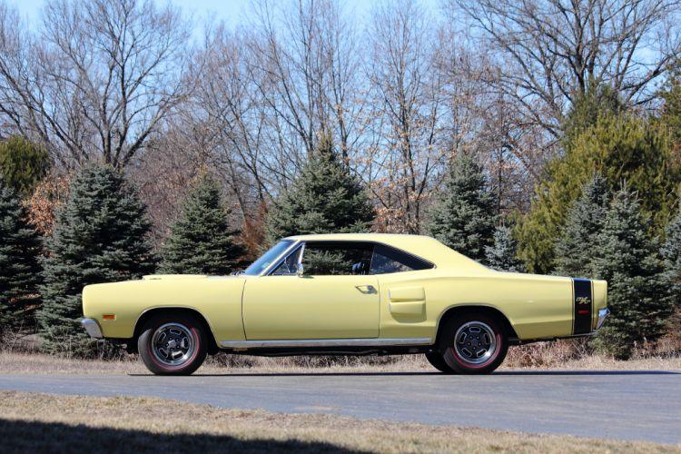 1969 Dodge Hemi Coronet RT Muscle Streetrod Classic USA 4200x2800-01 wallpaper