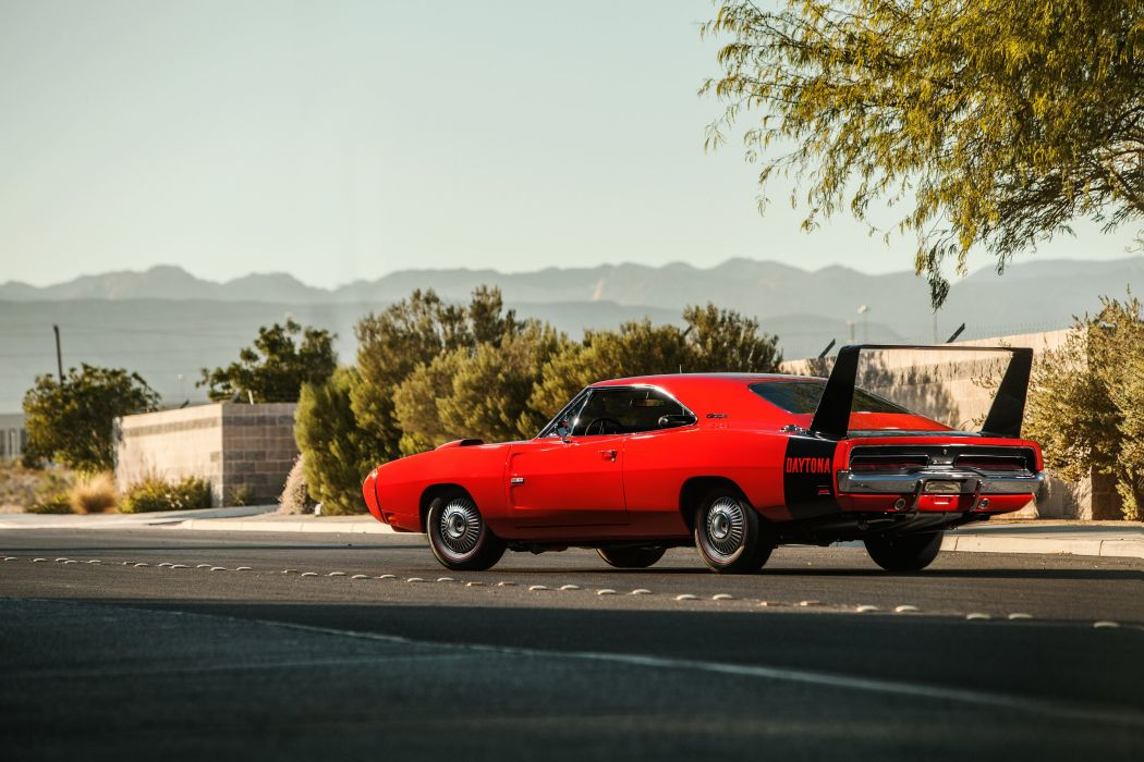 1969 Dodge Hemi Daytona Muscle Classic USA 4200x2800-06 wallpaper