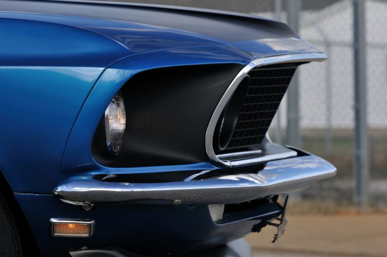 1969 Ford Mustang Boss 302 Fastback Muscle Classic USA 4200x2790-02 wallpaper