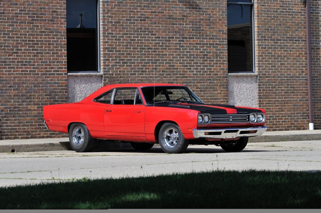 1969 Plymouth Road Runner Muscle Classic USA 4200x2790-02 wallpaper