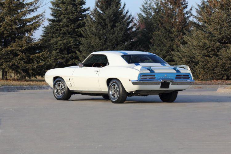 1969 Pontiac Trans Am Muscle Classic USA 4200x2800-02 wallpaper