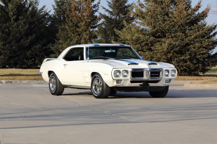 1969 Pontiac Trans Am Muscle Classic USA 4200x2800-01 wallpaper