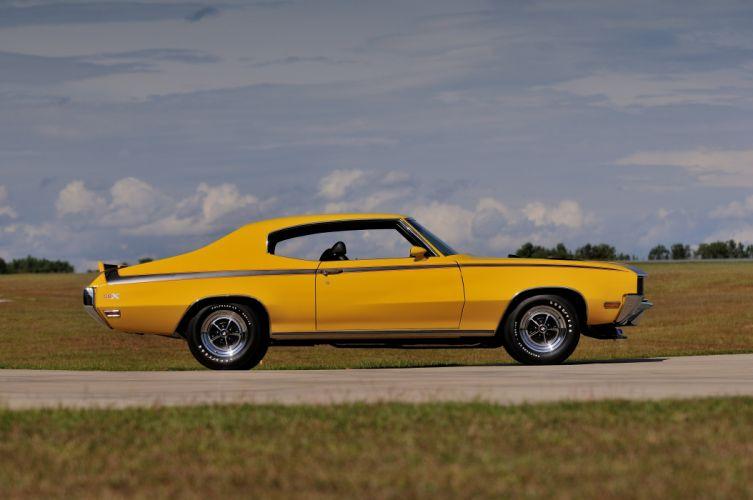 1970 Buick GSX Muscle Classic USA 4200x2790-02 wallpaper