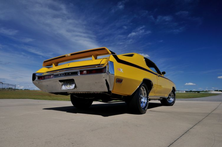 1970 Buick GSX Muscle Classic USA 4200x2790-05 wallpaper