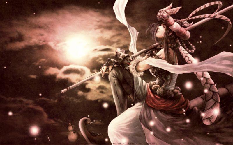 TWELVE SKY asina fantasy mmo rpg online 12sky action fighting kung martial samurai warrior wallpaper