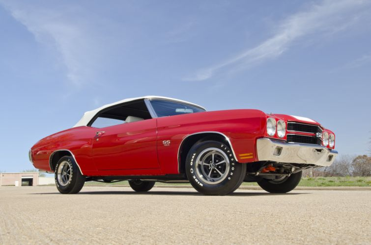 1970 Chevrolet Chevelle LS6 Convertible Muscle Classic USA 4200x2800-09 wallpaper
