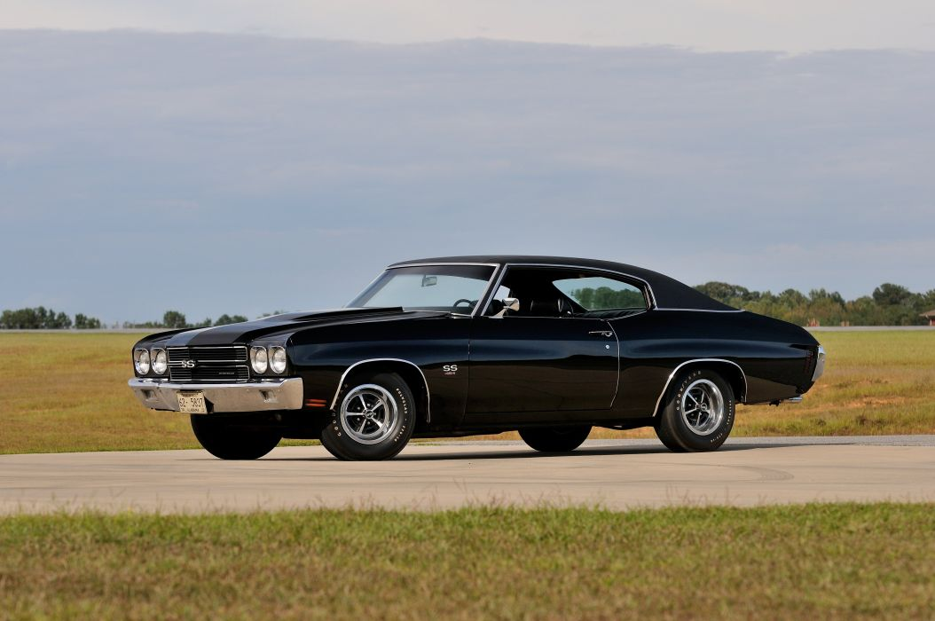 1970 Chevrolet Chevelle LS6 Muscle Classic USA 4200x2800-03 wallpaper
