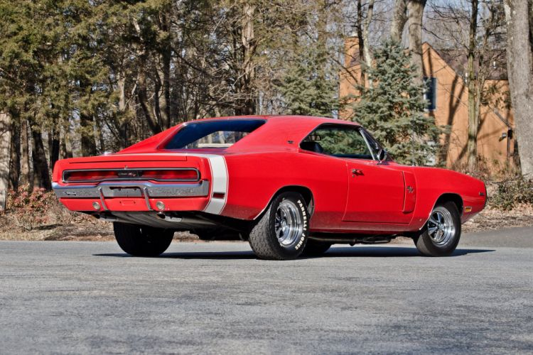 1970 Dodge Hemi Charger RT SE Muscle Classic USA 4200x2800-04 wallpaper