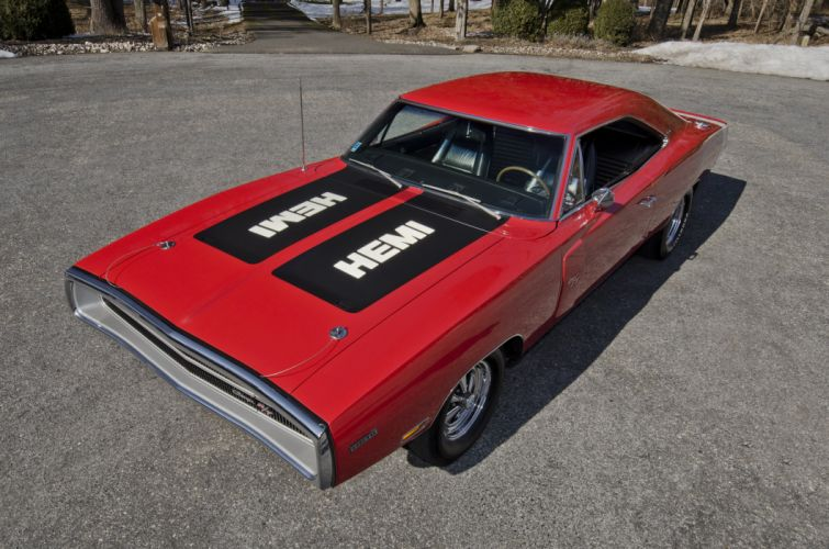 1970 Dodge Hemi Charger RT SE Muscle Classic USA 4200x2800-05 wallpaper