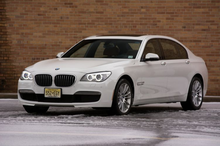 2015 BMW 740Ld xDrive cars wallpaper