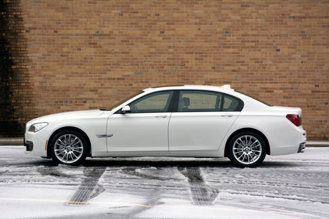 2015 BMW 740Ld xDrive cars wallpaper