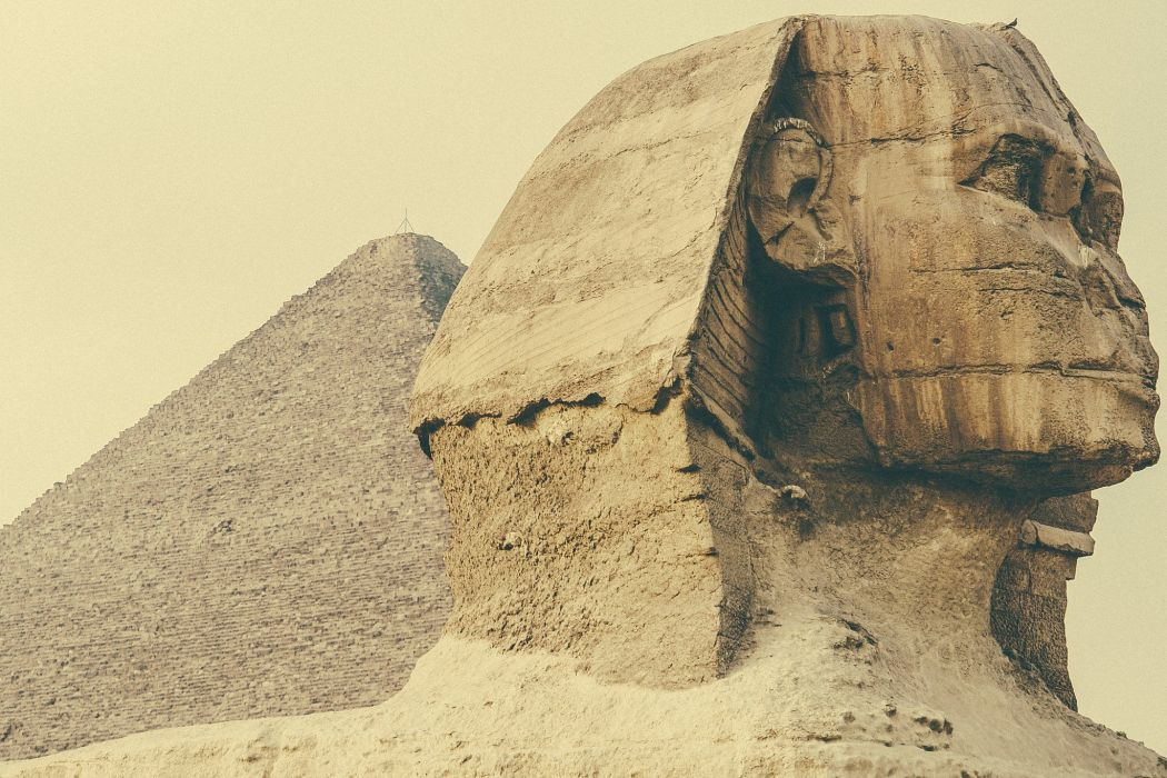 Sphinx Egypt sculpture pyramid history statue wallpaper