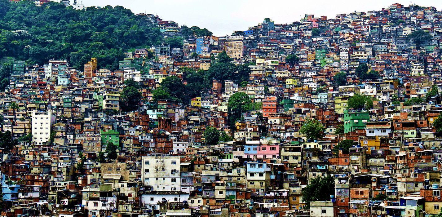 FAVELA Brazil rio de janeiro slum house architecture city cities detail building scenic Rocinha wallpaper