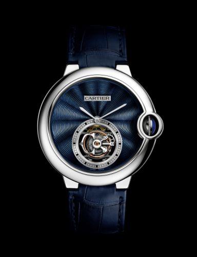 Cartier Ballon Bleu Tourbillon watch wallpaper