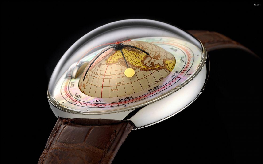 Compass watch wallpaper