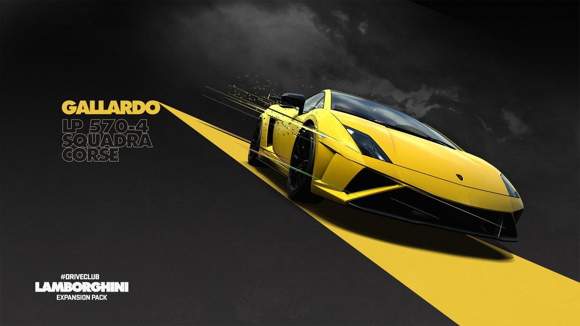 Lamborghini Gallardo Driveclub Wallpaper 1920x1080 648379