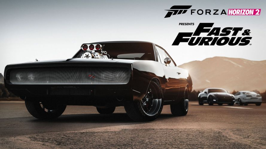 Forza-Horizon-2 Presents Fast-&-Furious wallpaper