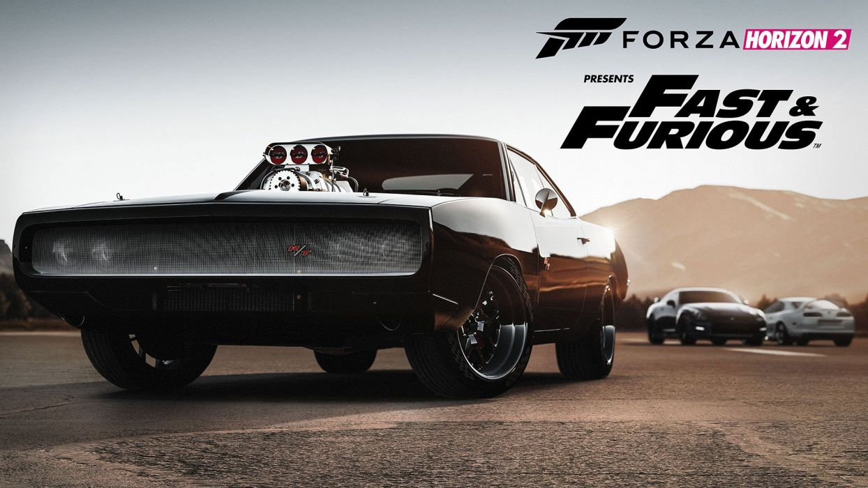 Forza-Horizon-2 Presents Fast-&-Furious wallpaper