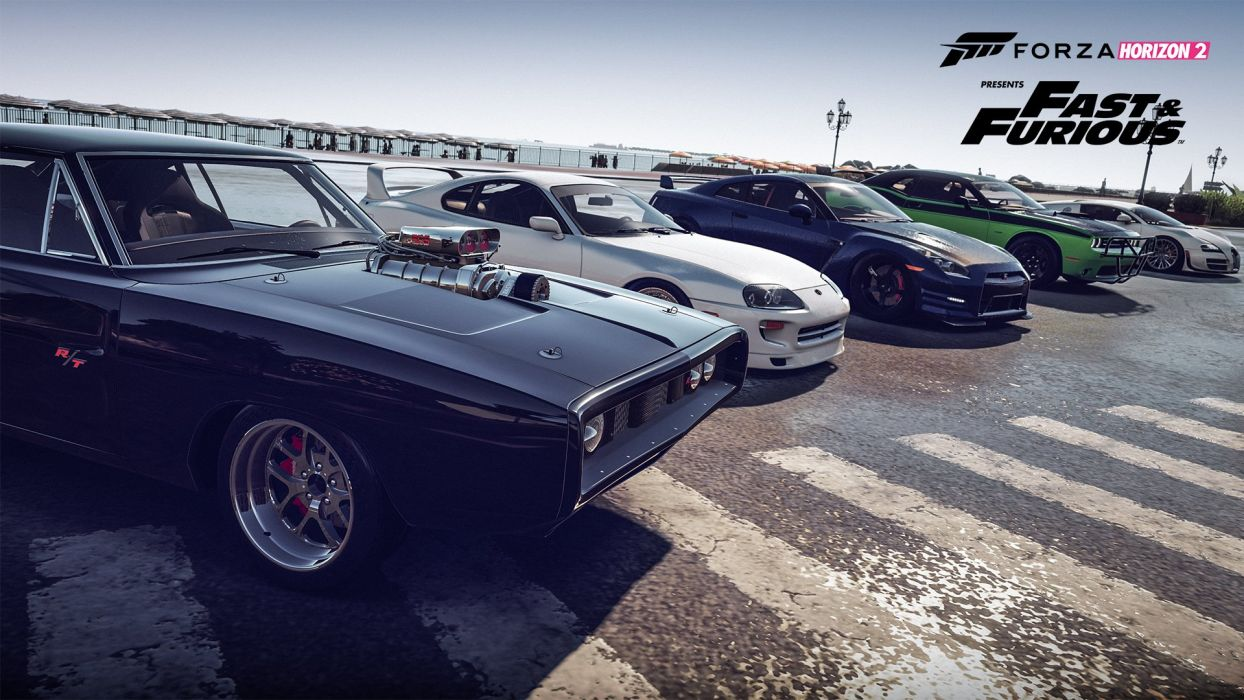 Forza Horizon 2 Presents Fast Furious Wallpaper 1920x1080