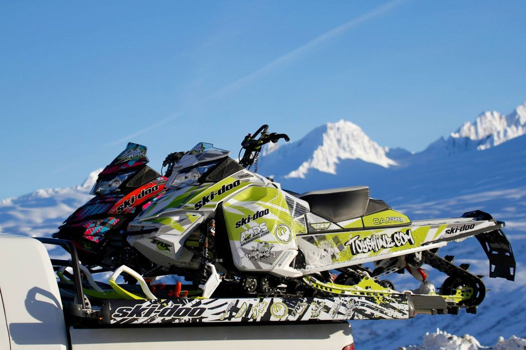 SKI-DOO snowmobile sled ski doo winter snow extreme wallpaper