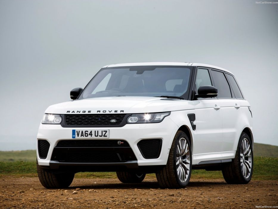 Land Rover Range Rover Sport SVR suv cars 2015 wallpaper