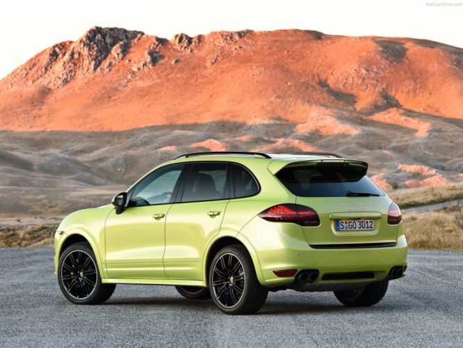 Porsche Cayenne gts suv cars 2013 wallpaper