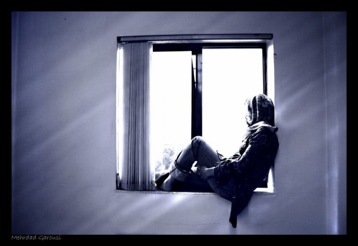 lonely mood sad alone sadness emotion people loneliness Solitude girl wallpaper