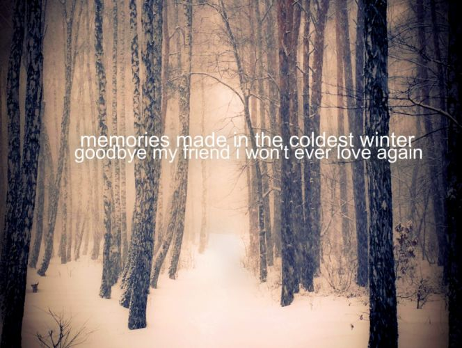 lonely mood sad alone sadness emotion people loneliness Solitude love winter sadic typography text quote wallpaper